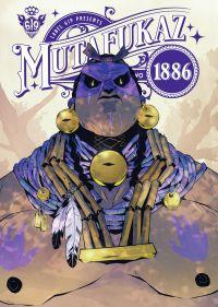Mutafukaz 1886 - Chapter 2