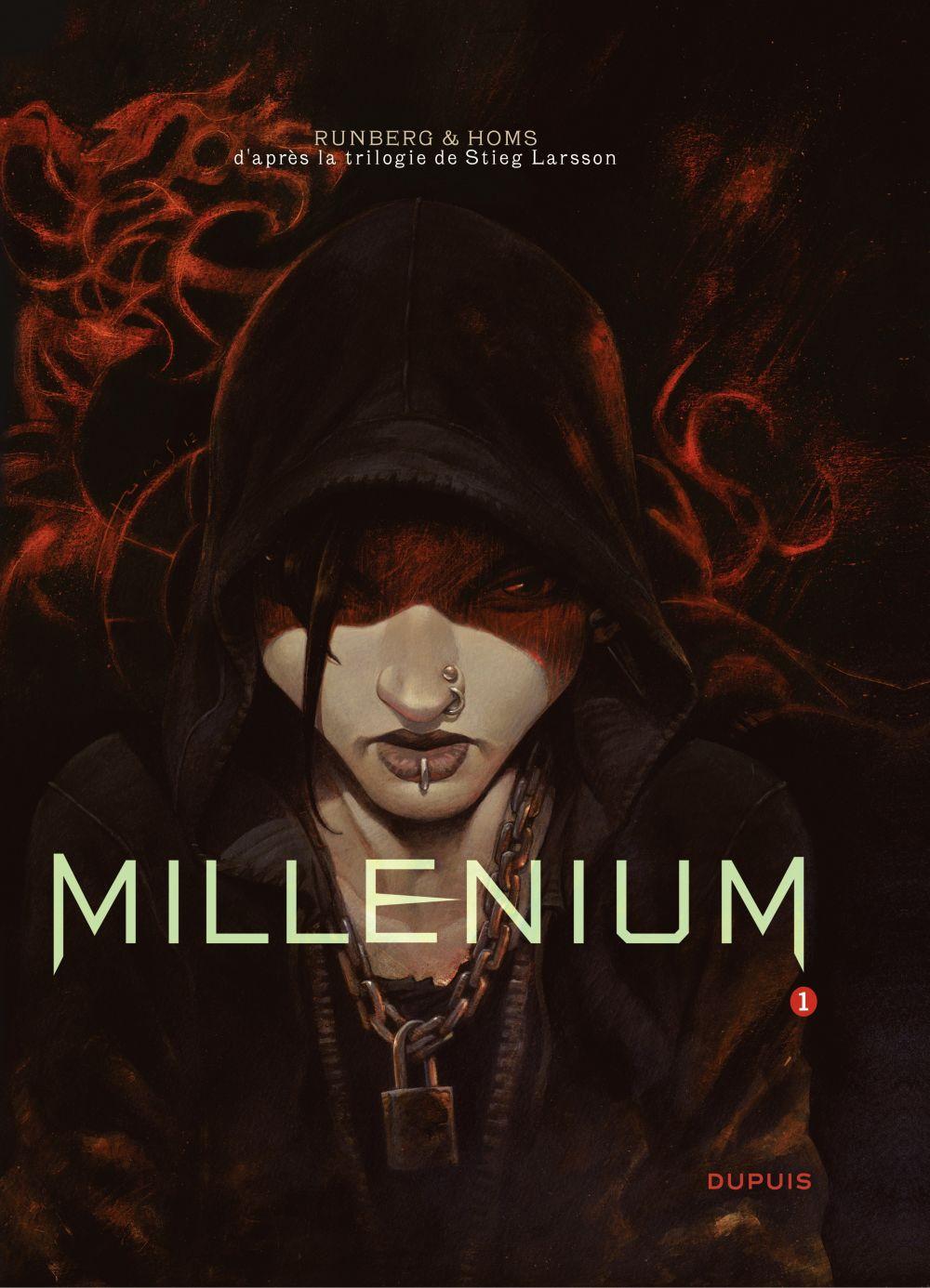 Millenium  tome 1 | Runberg, Sylvain (1971-....). Auteur
