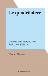 Le quadrilatère