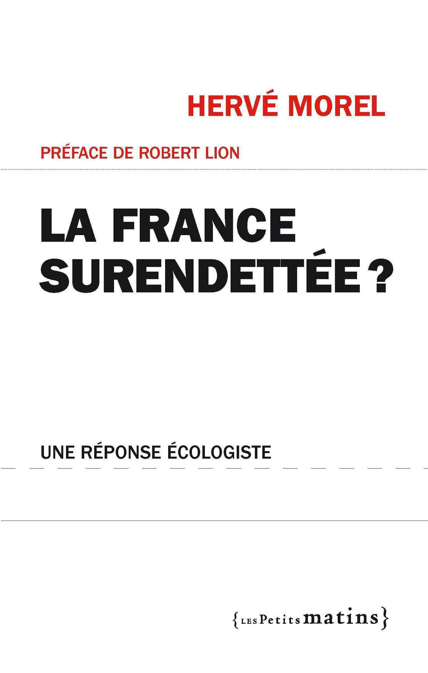 La France surendettée ? Une...