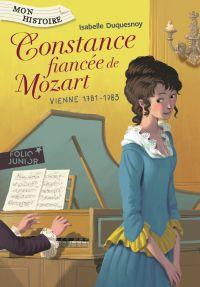 Constance, fiancée de Mozar...
