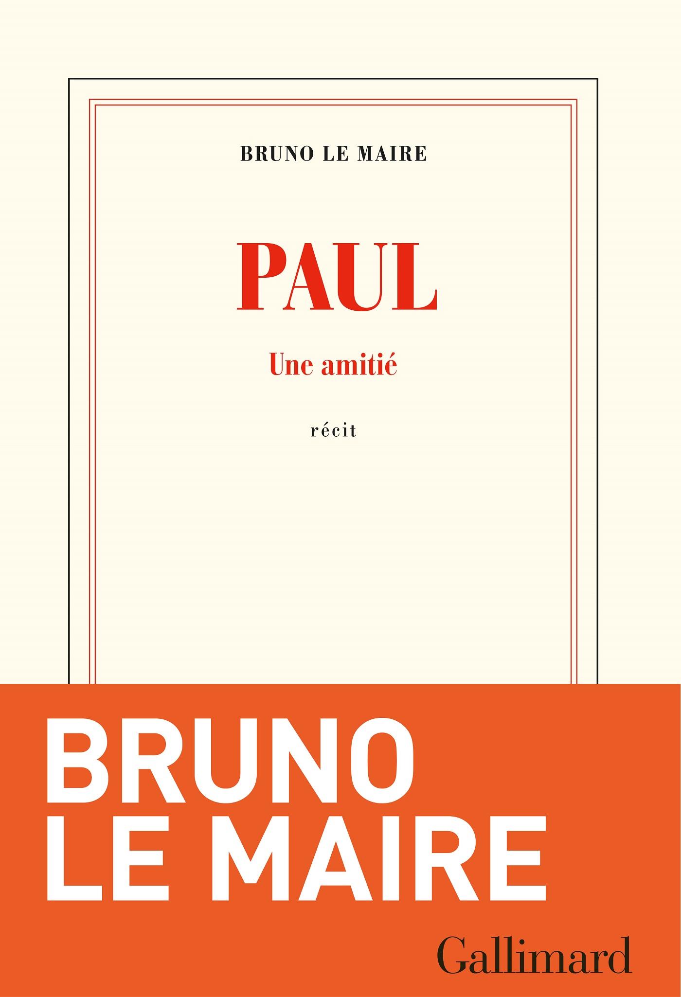 Paul. Une amitié