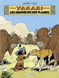 Yakari - tome 13 - Les Seigneurs des plaines | Job, . Auteur
