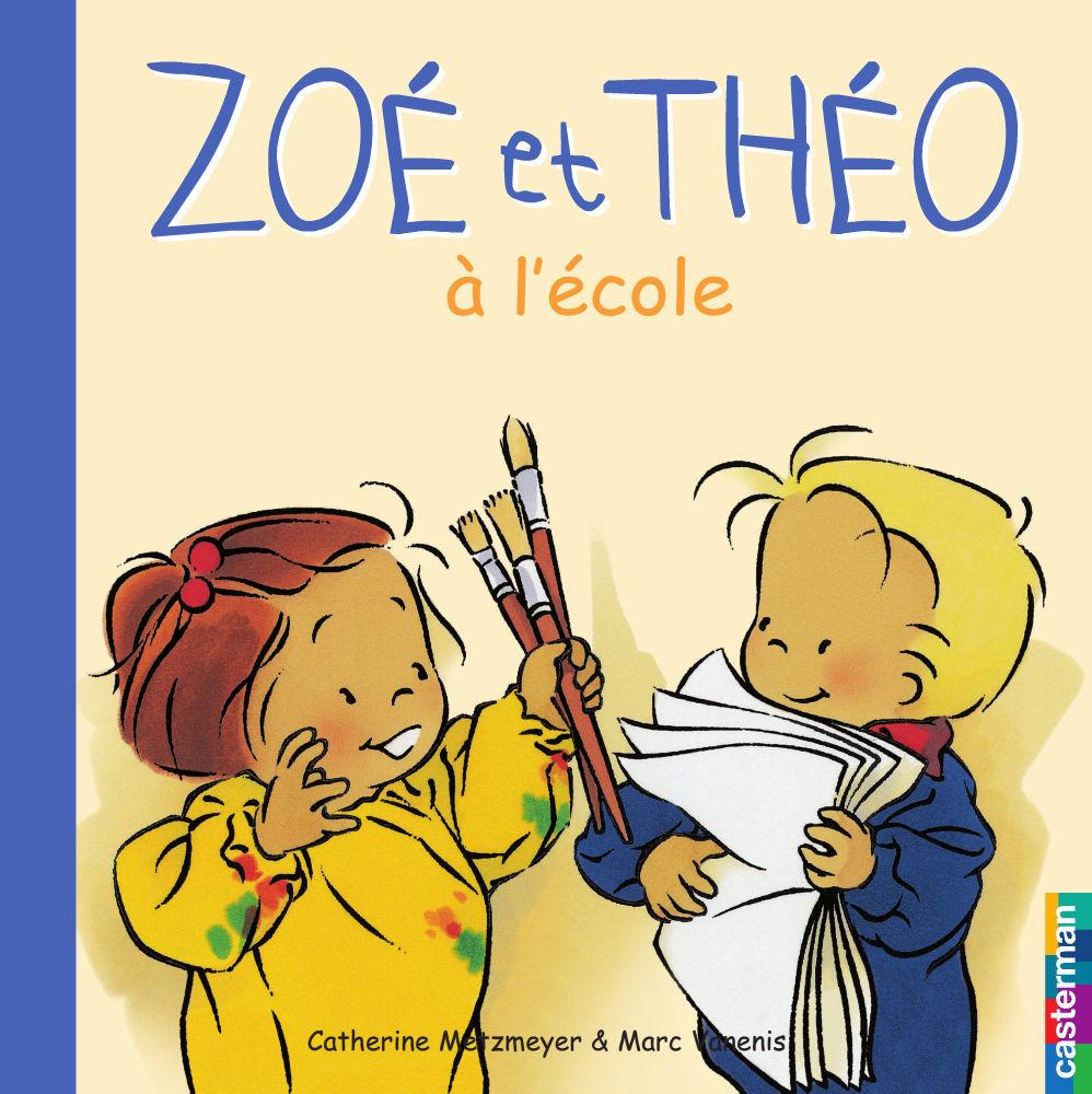 Zoé et Théo à l'école (T2)