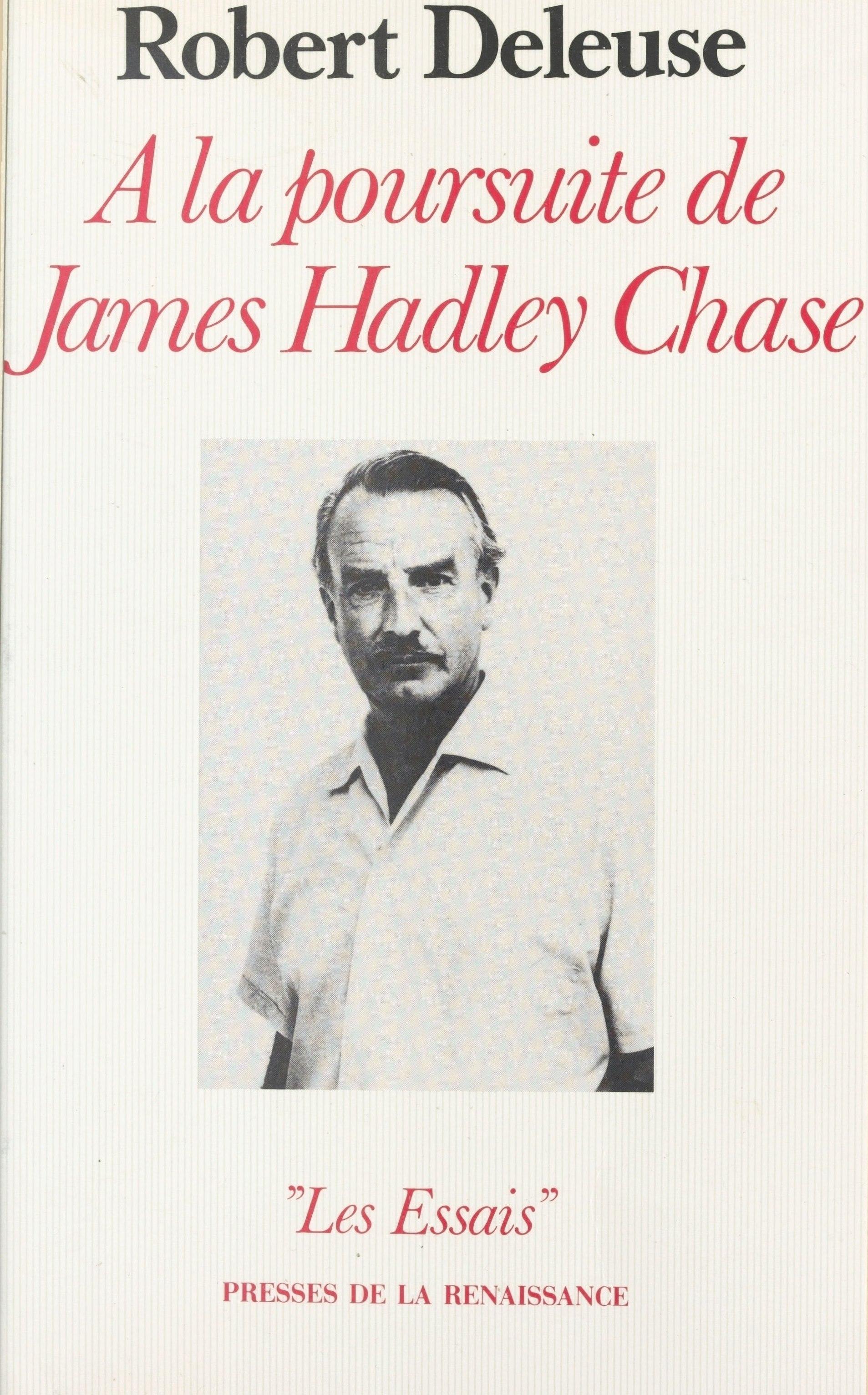 À la poursuite de James Had...