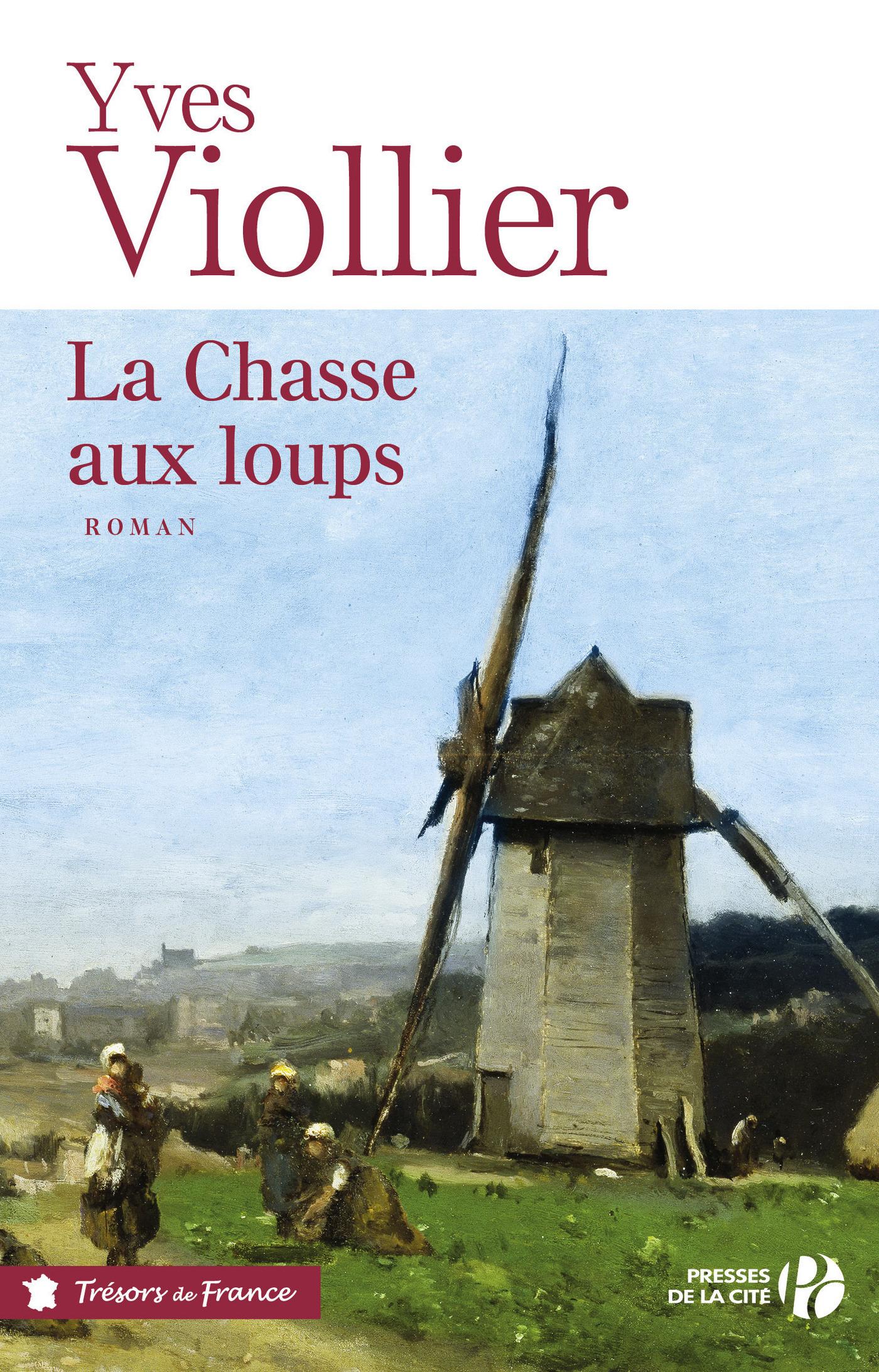 La Chasse aux loups | VIOLLIER, Yves