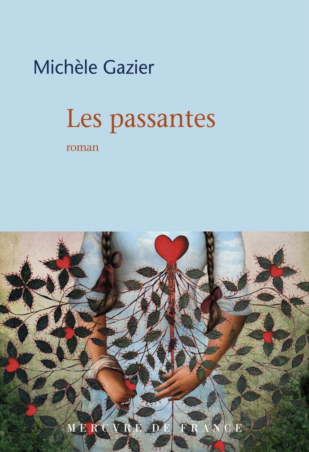 Les passantes   Gazier, Michèle. Auteur