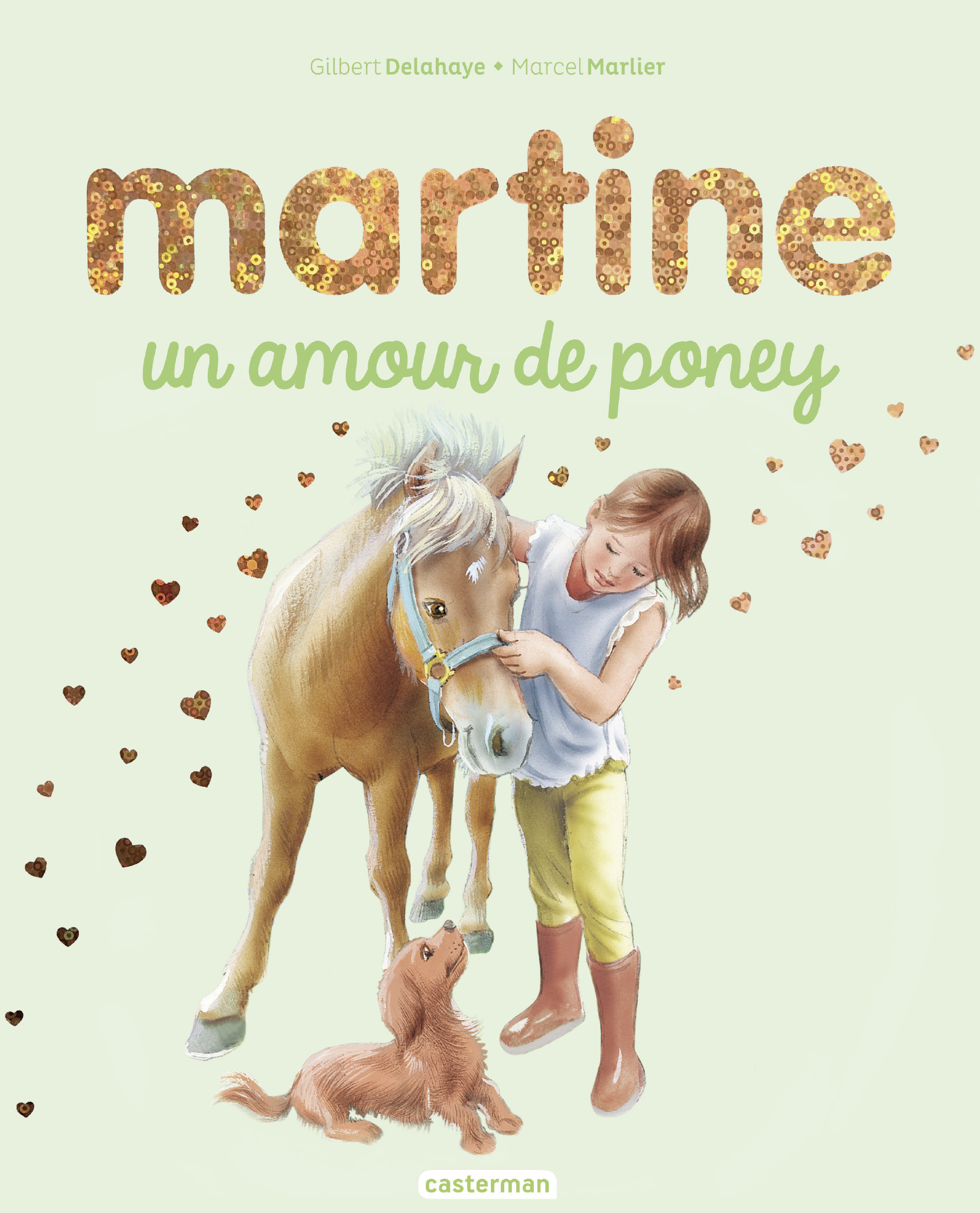 Martine, un amour de poney