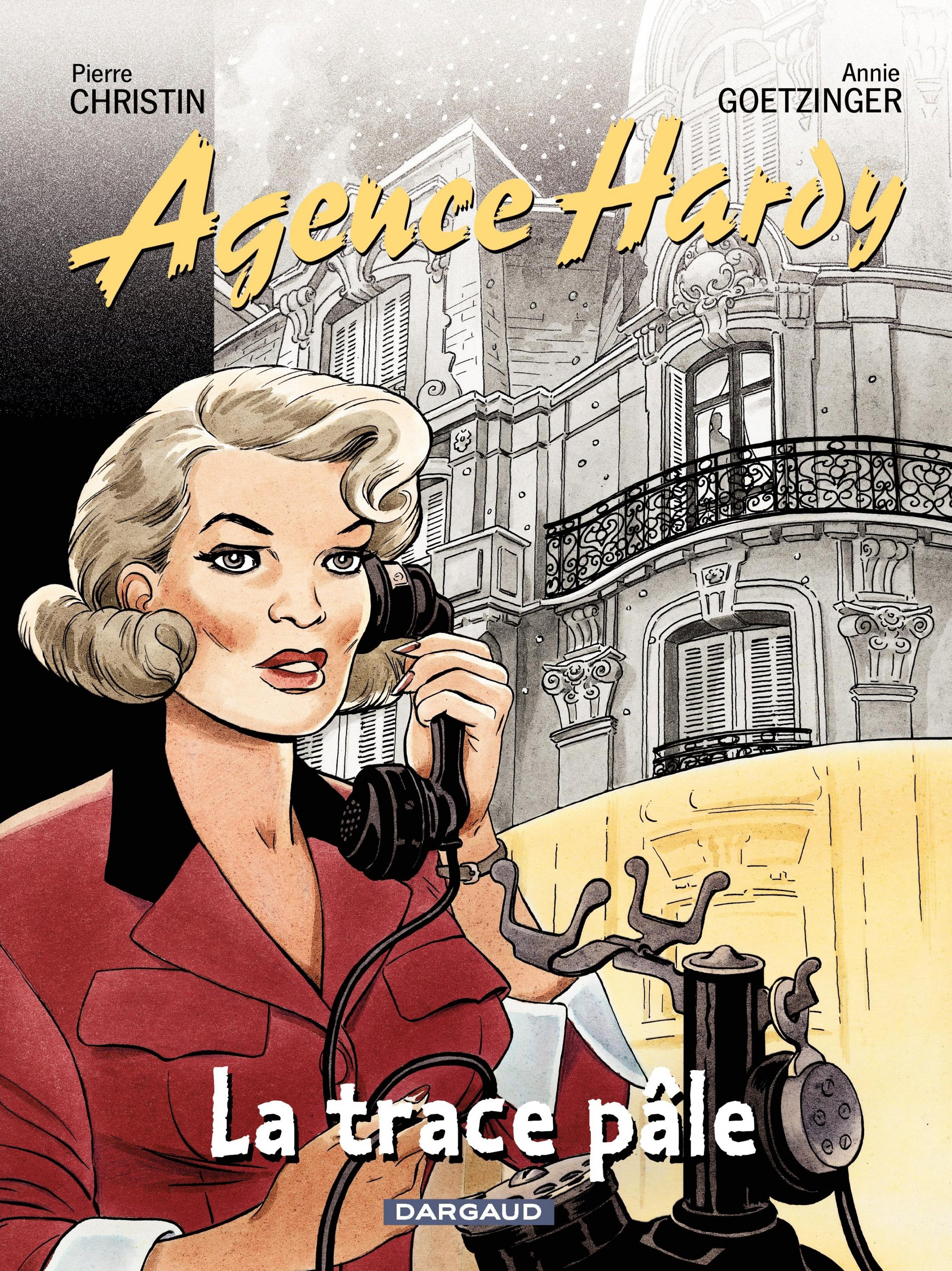 Agence Hardy - Tome 2 - La trace pâle