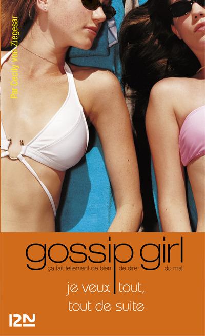 Gossip Girl T3 | VON ZIEGESAR, Cecily