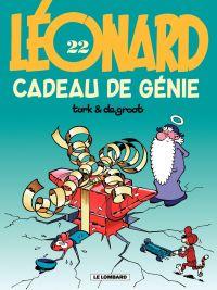 Léonard - tome 22 - Cadeau de génie