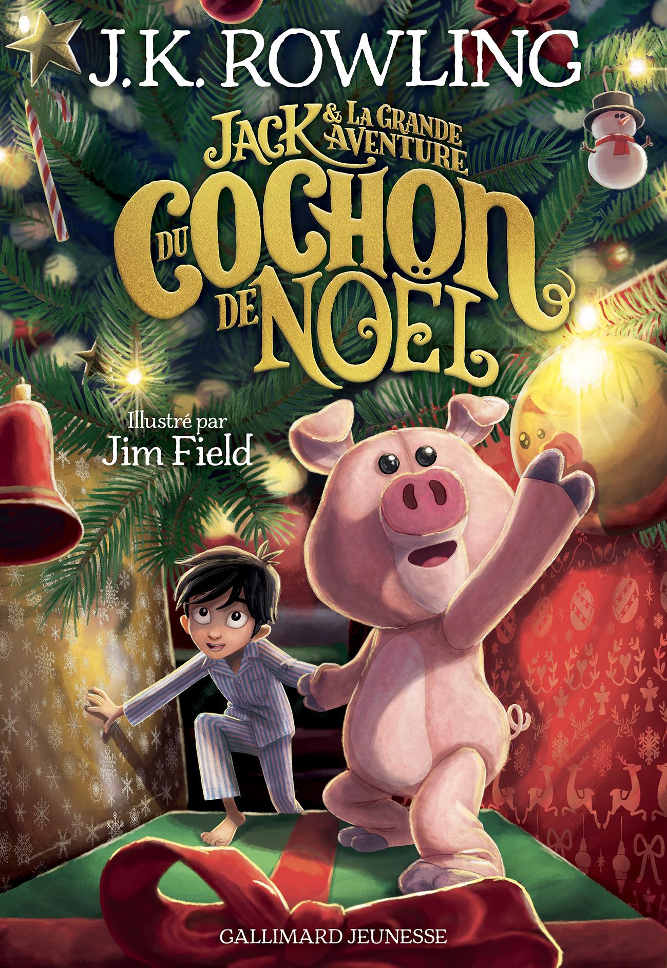 """Afficher """"Jack et la grande aventure du Cochon de Noël"""""""