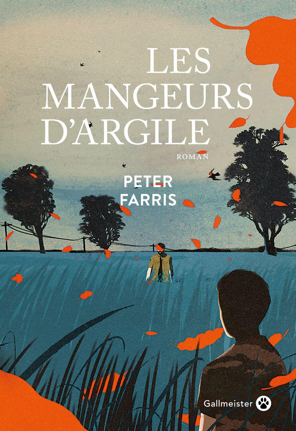 Les Mangeurs d'argile | Farris, Peter. Auteur