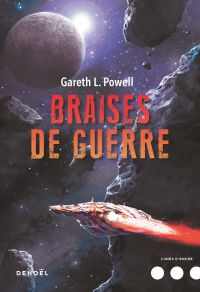 Braises de guerre | Powell, Gareth L.