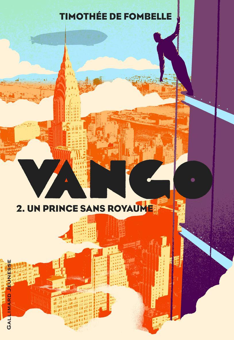 Vango (Tome 2) - Un prince sans royaume |