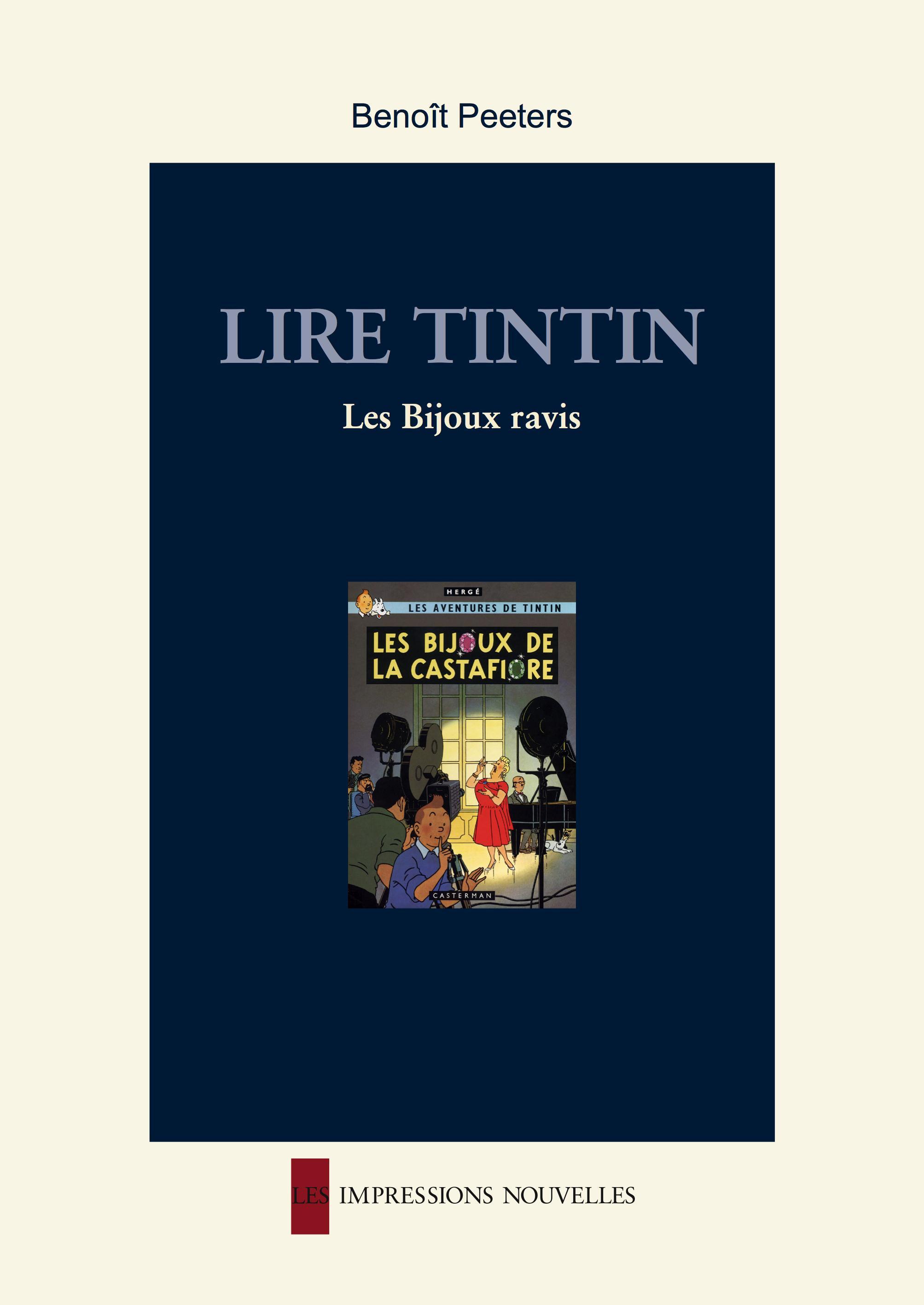 Lire Tintin