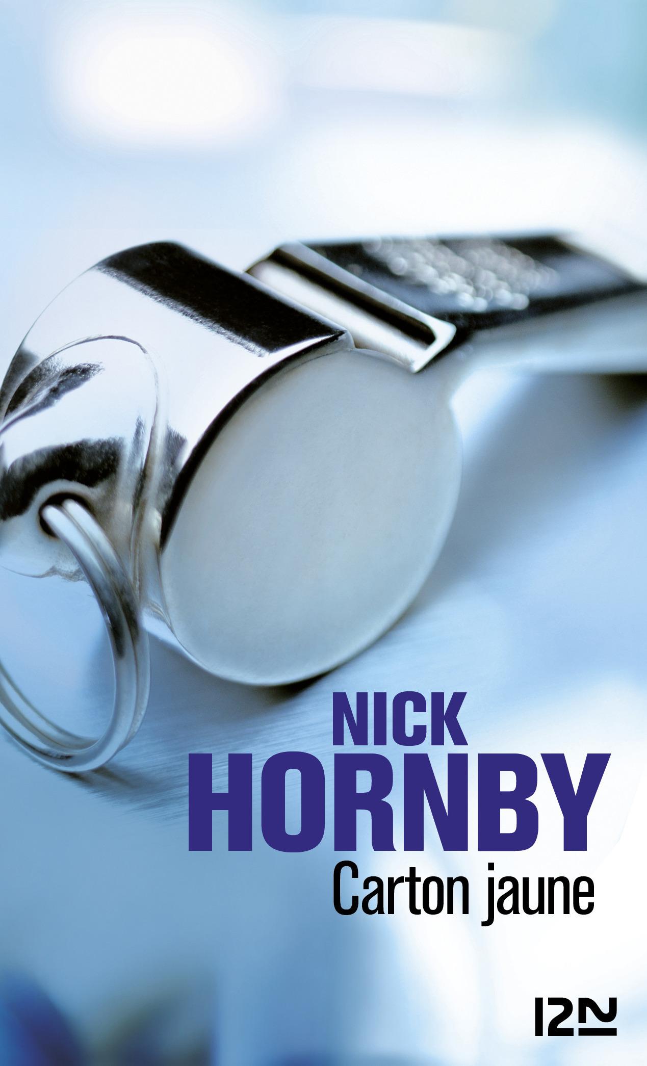 Carton jaune   HORNBY, Nick