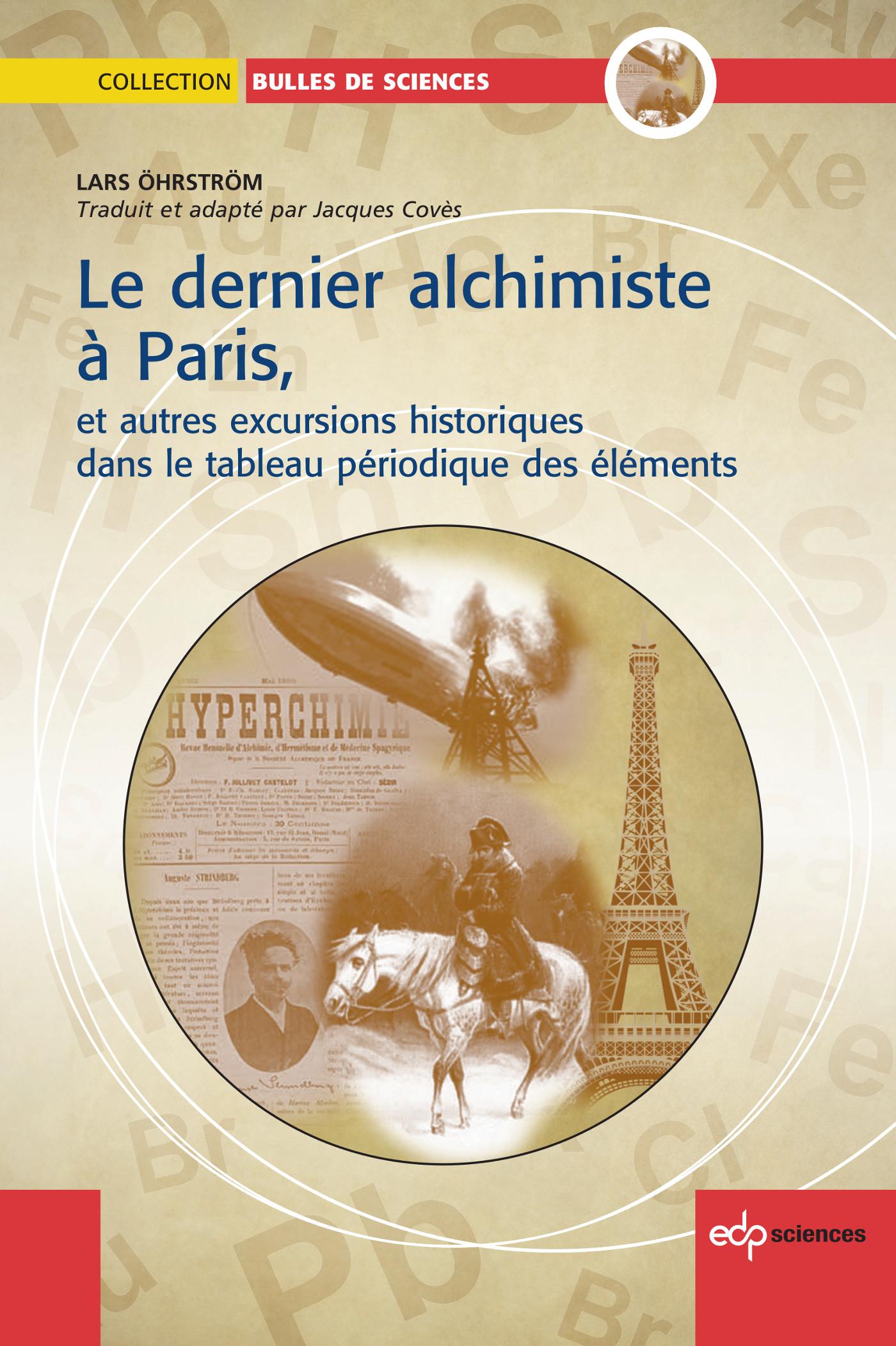 Le dernier Alchimiste à Paris