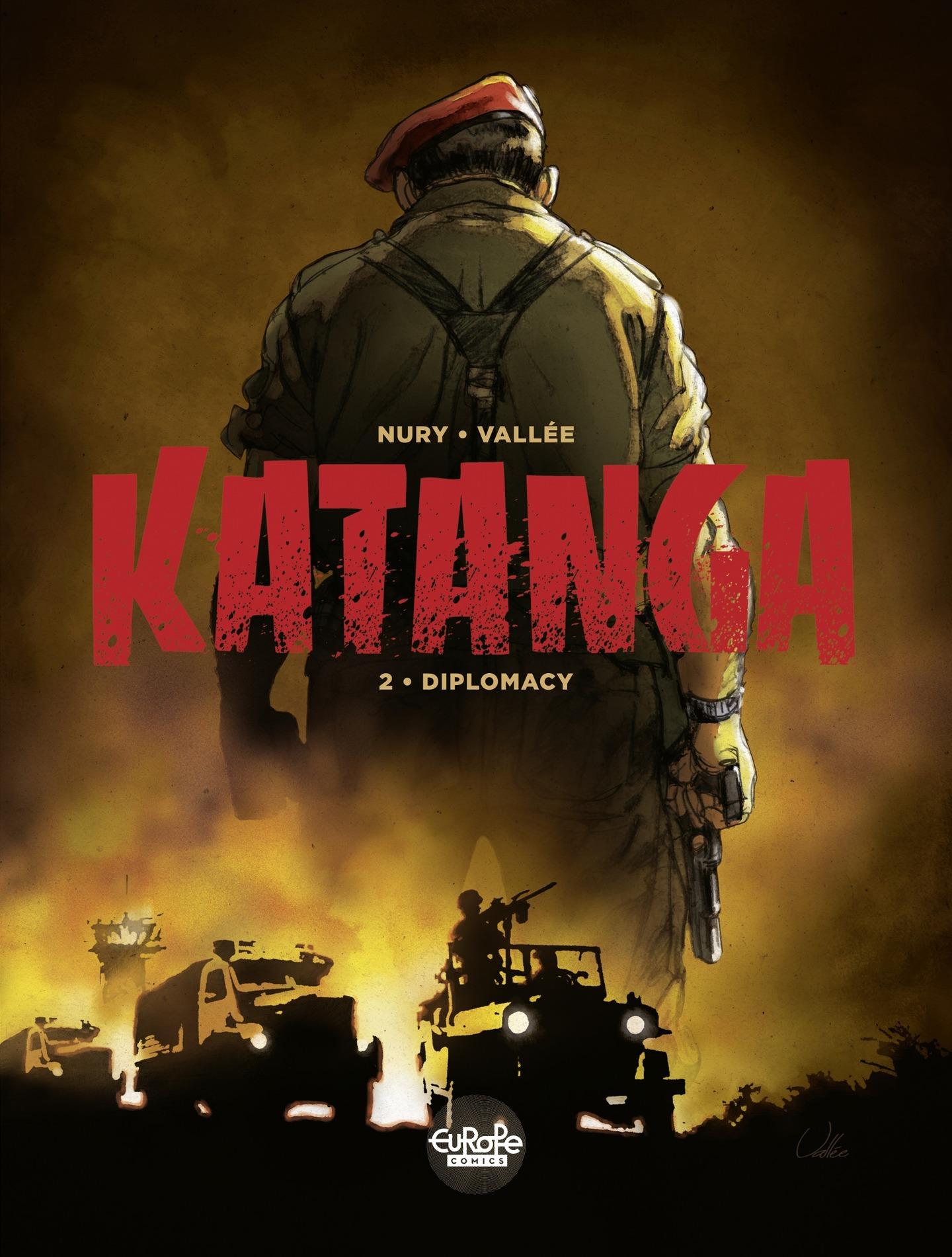 Katanga 2. Diplomacy