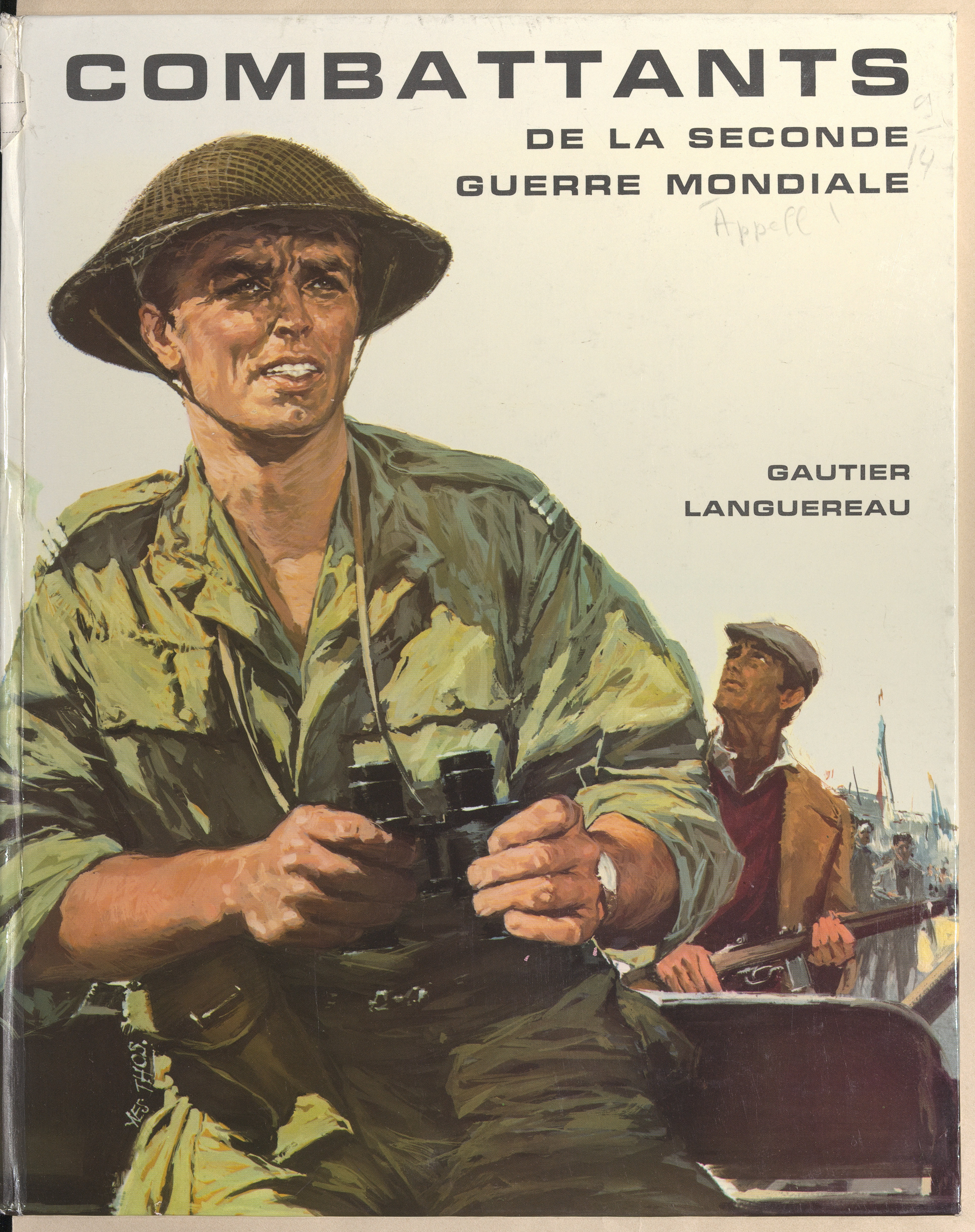 Combattants de la Seconde G...