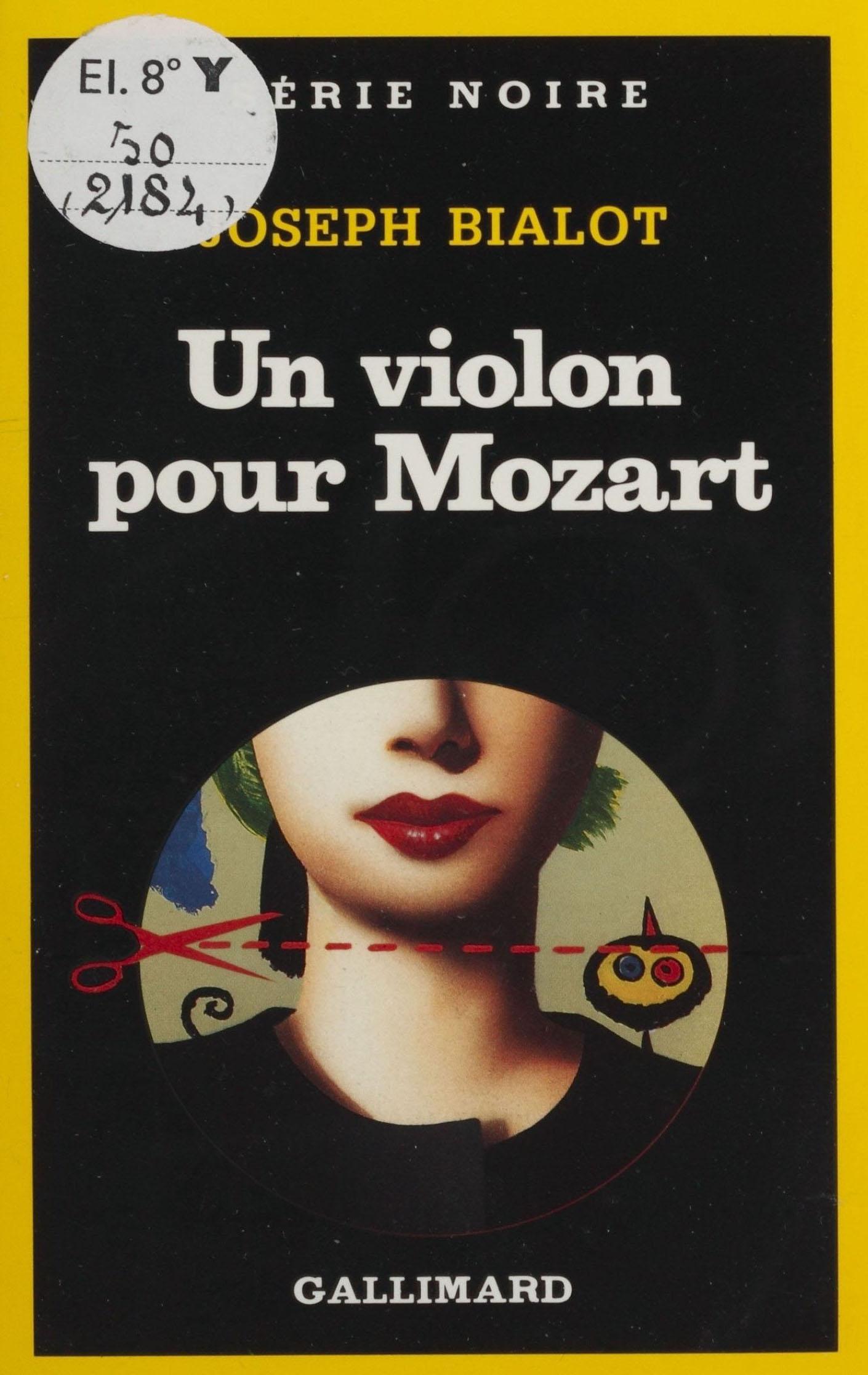 Un violon pour Mozart
