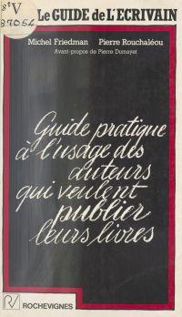 Le guide de l'écrivain