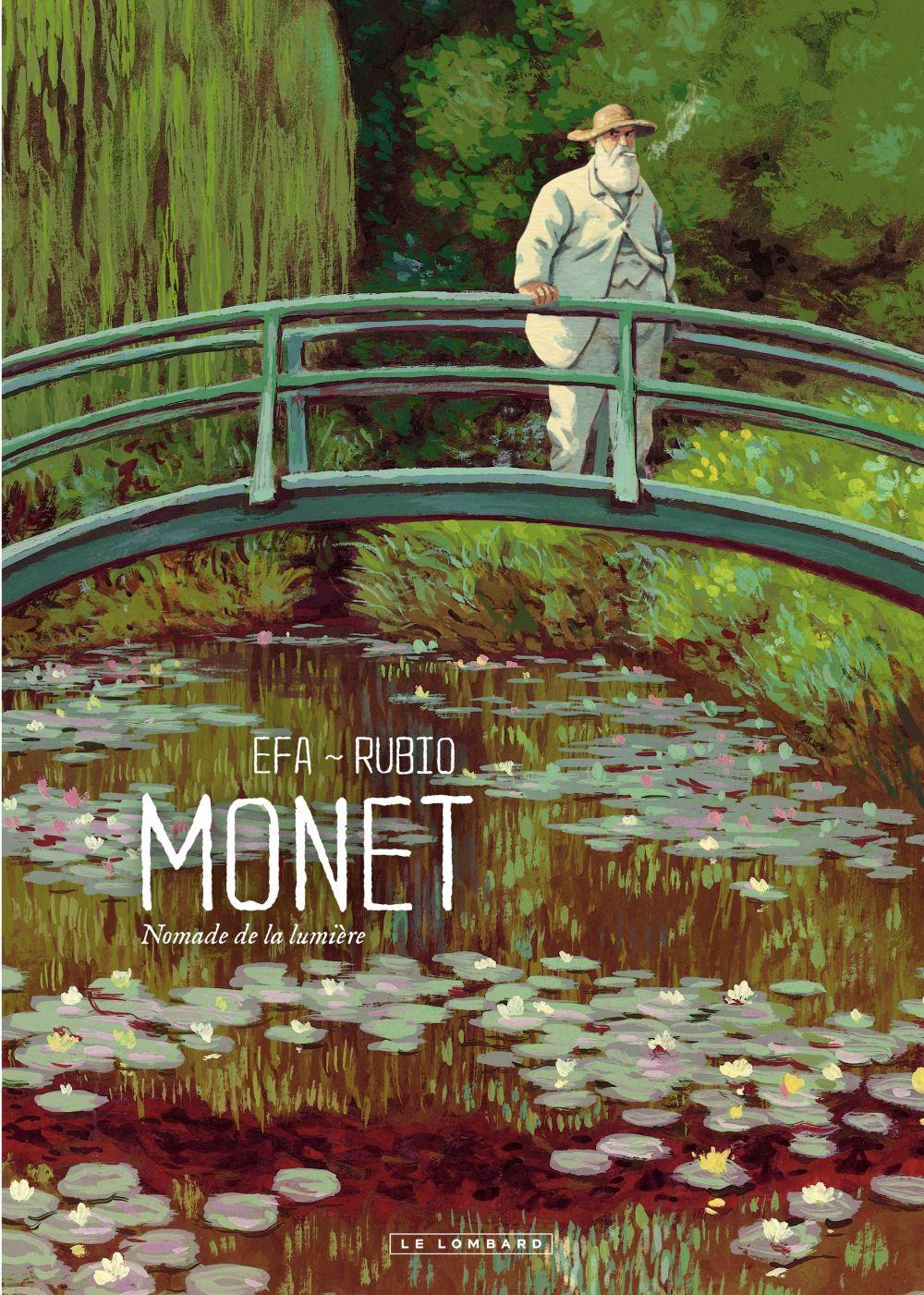 Monet | Rubio, Salva (1978-....). Auteur