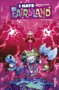 I hate Fairyland - tome 4