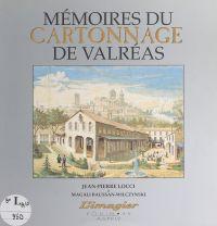 Mémoires du cartonnage de V...