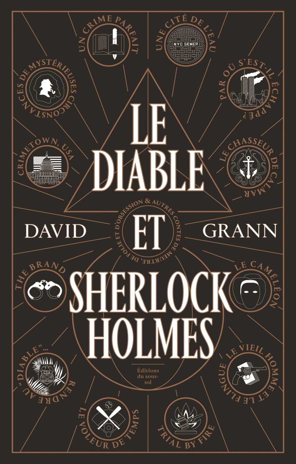 Le Diable et Sherlock Holmes |