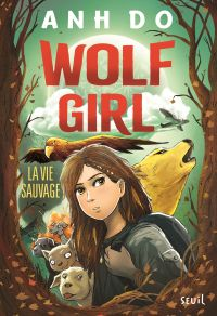 Wolf Girl, tome 1