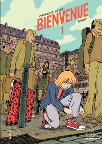 Bienvenue (Tome 1) | Abouet, Marguerite (1971-....). Auteur