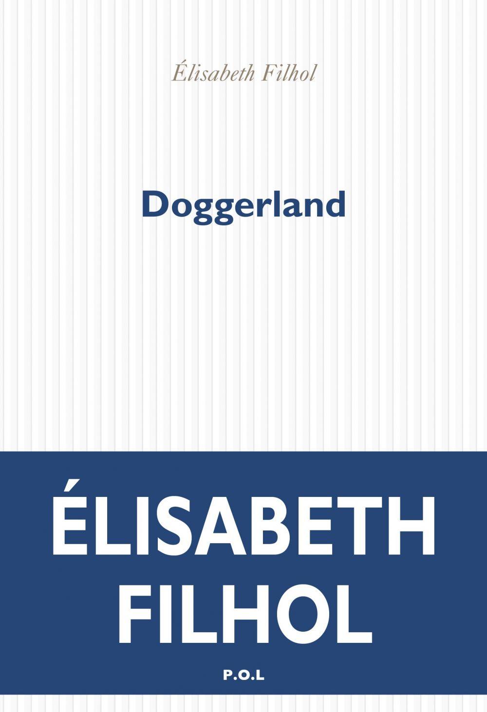 Doggerland | Filhol, Élisabeth. Auteur