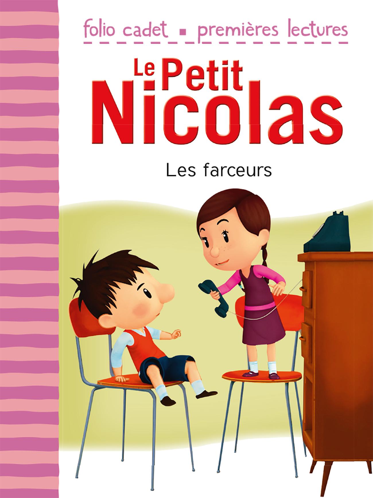 Le Petit Nicolas (Tome 35) - Les farceurs