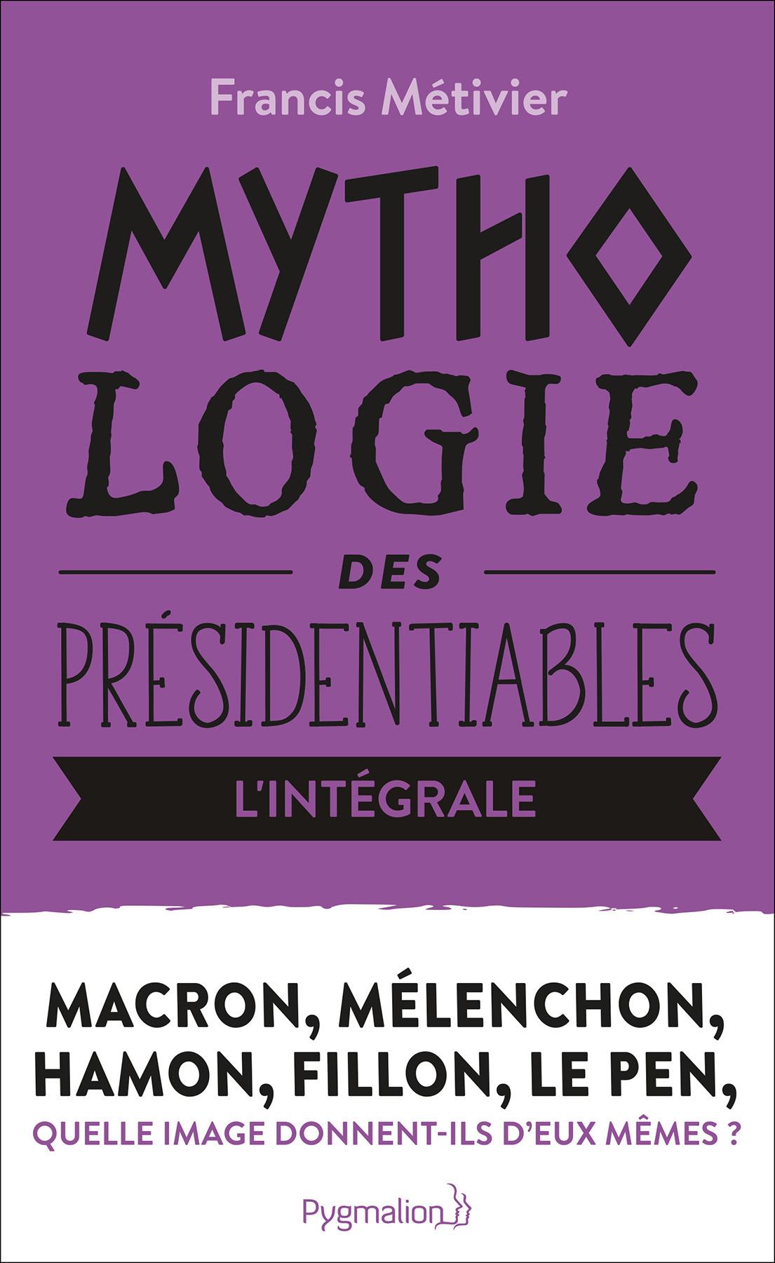Fillon, Hamon, Le Pen, Macr...
