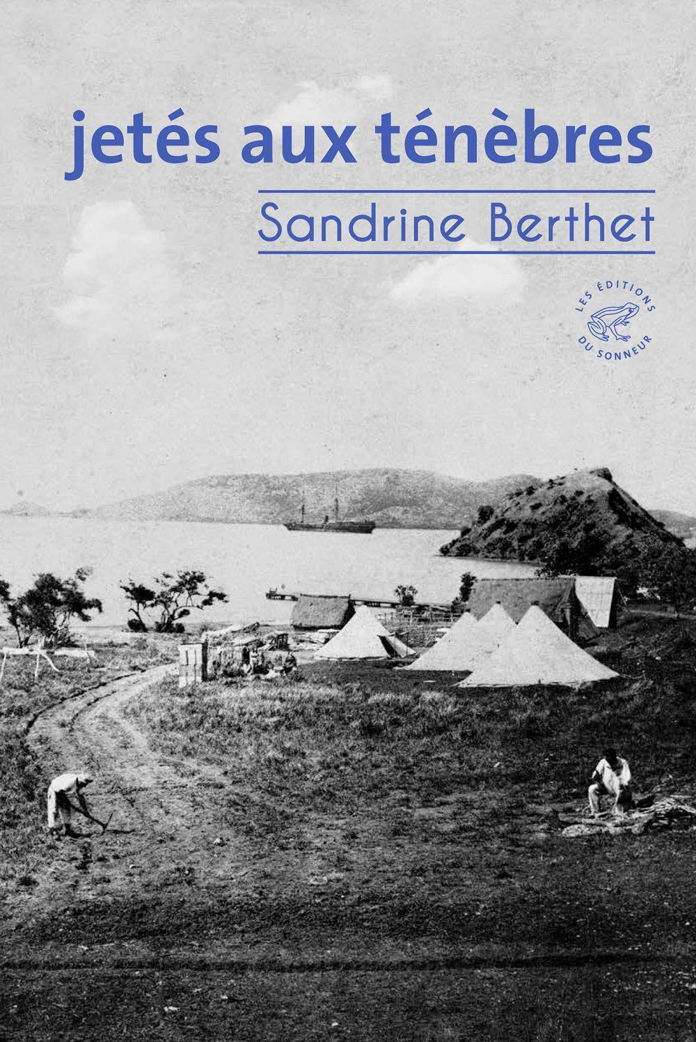 Jetés aux ténèbres   Berthet, Sandrine. Auteur
