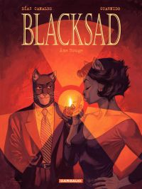 Blacksad - tome 3 - Ame rouge | Diaz Canales, Juan