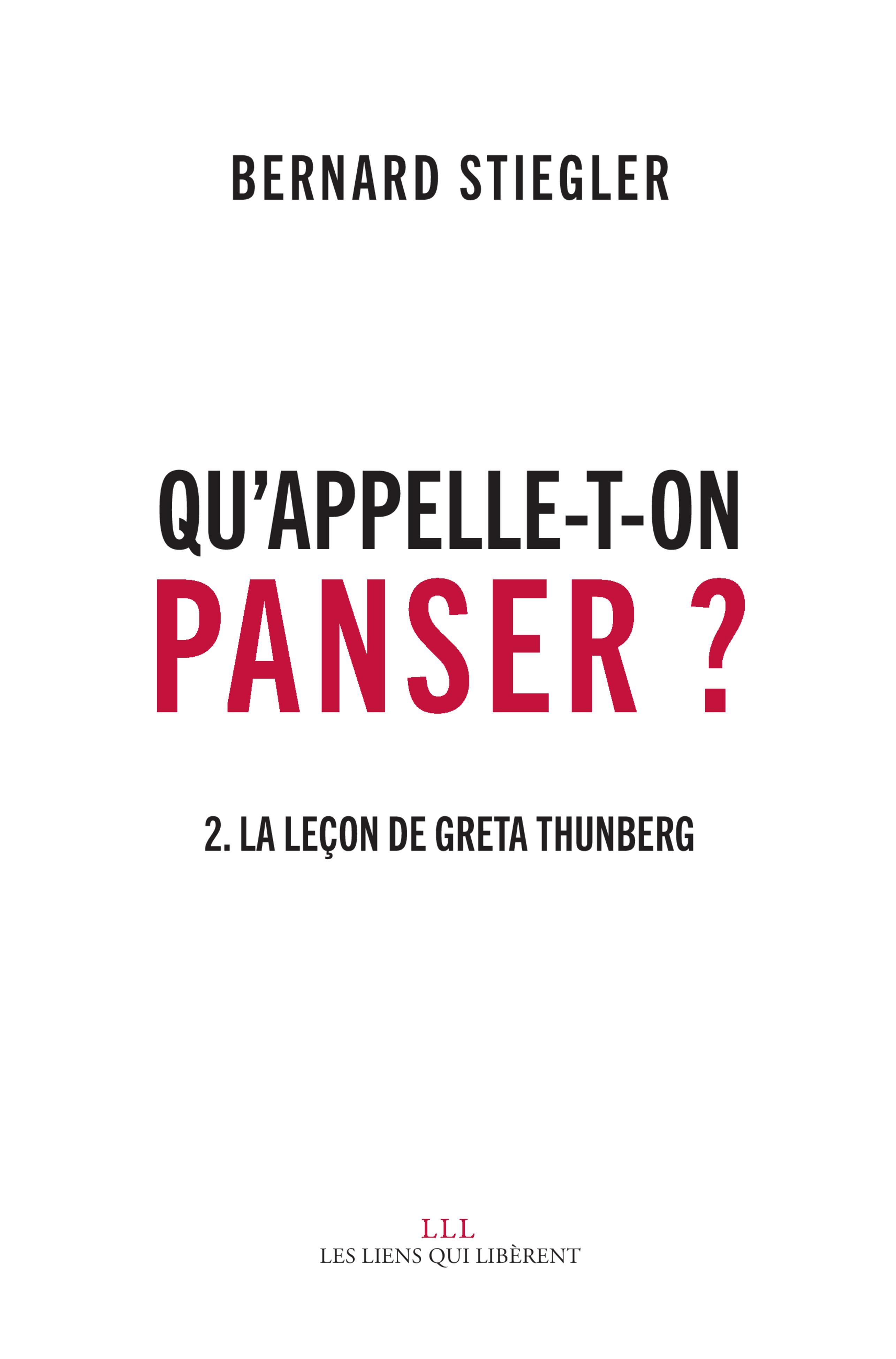 Qu'appelle-t-on Panser ? T2