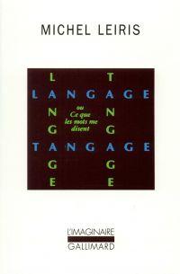 Langage Tangage ou Ce que l...