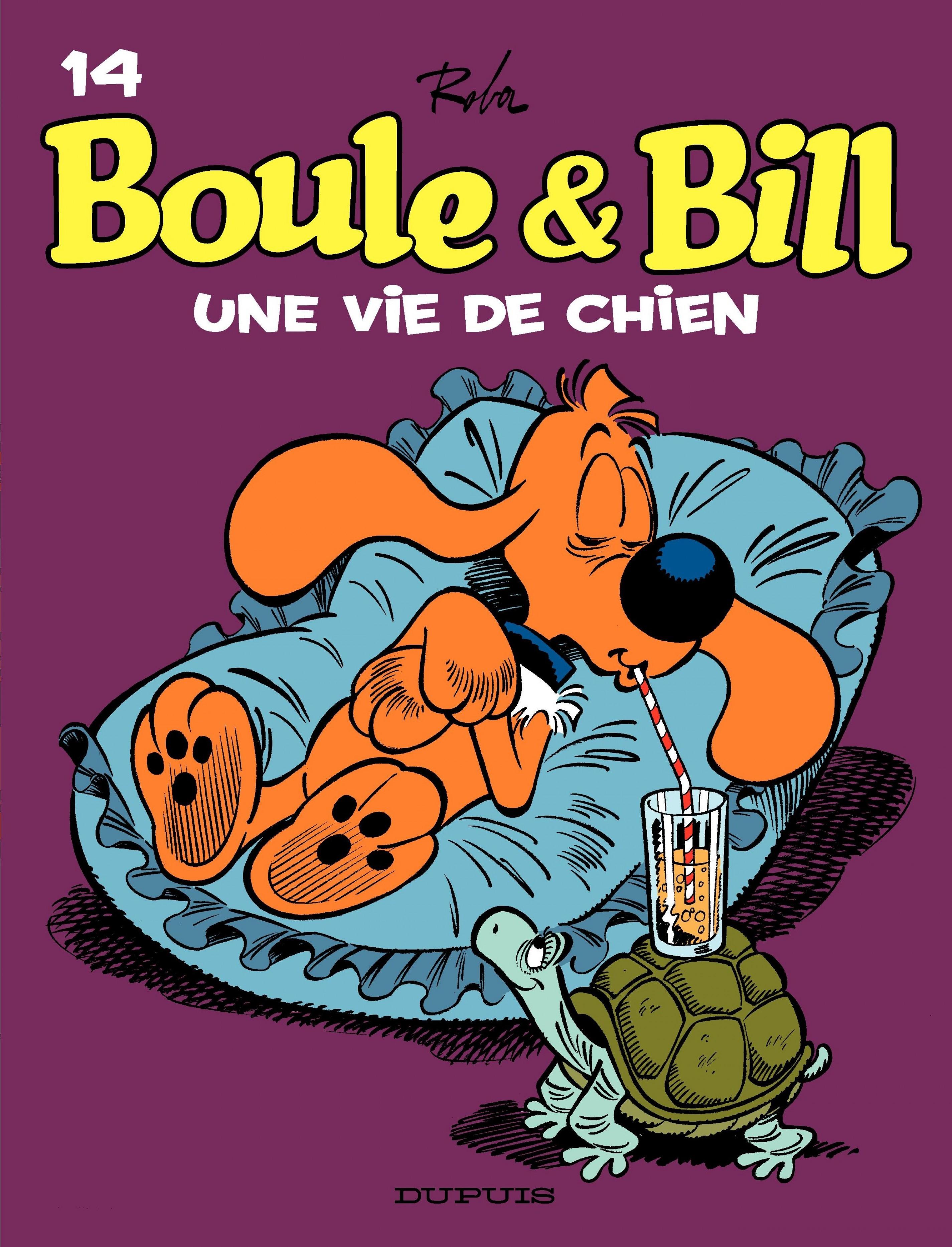 Boule et Bill - Tome 14 - Une vie de chien