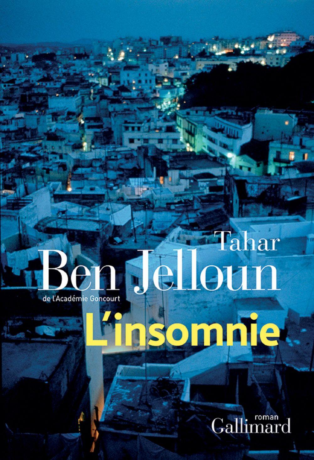 L'insomnie | Ben Jelloun, Tahar. Auteur
