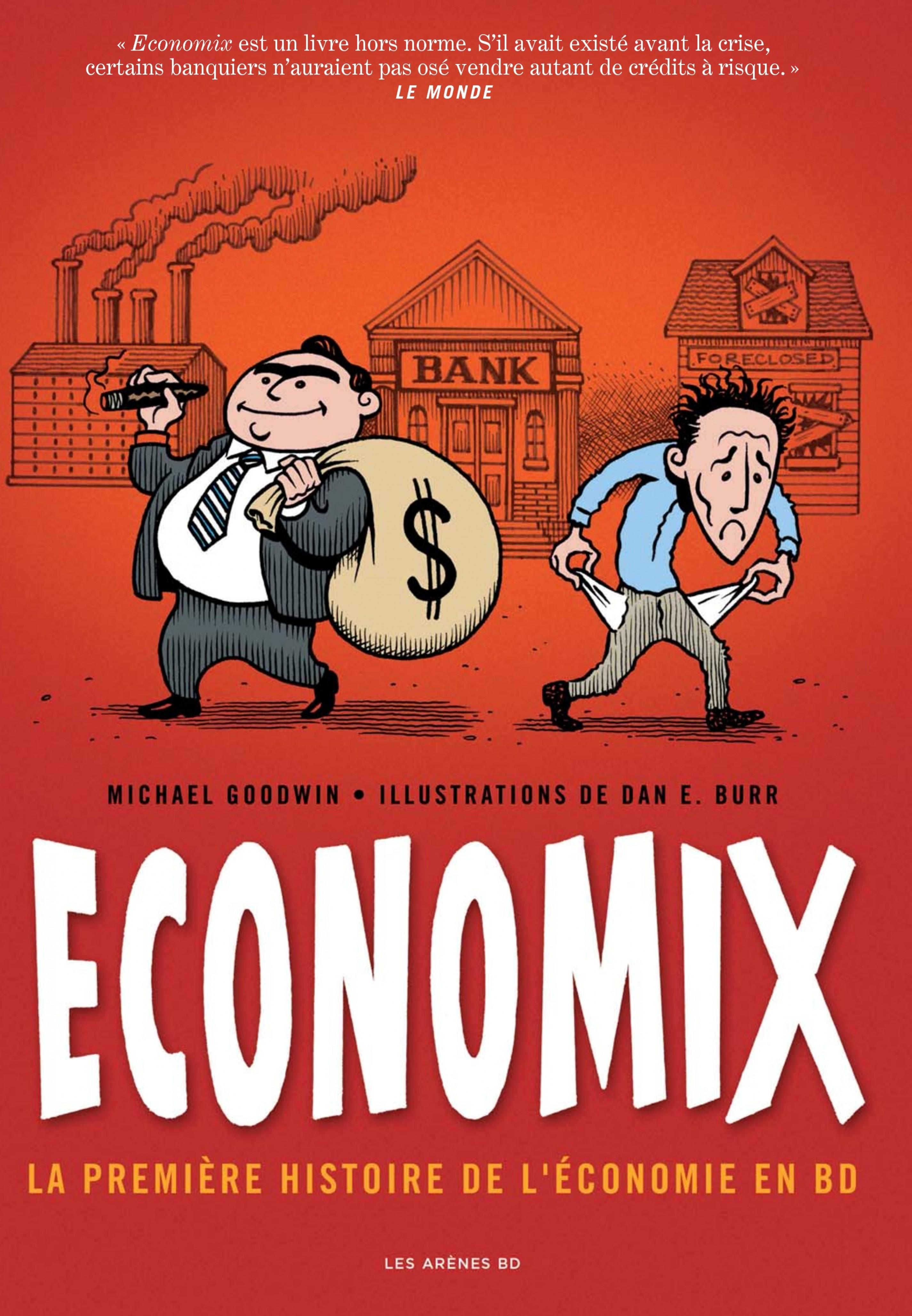 Economix Nouvelle Edition -...