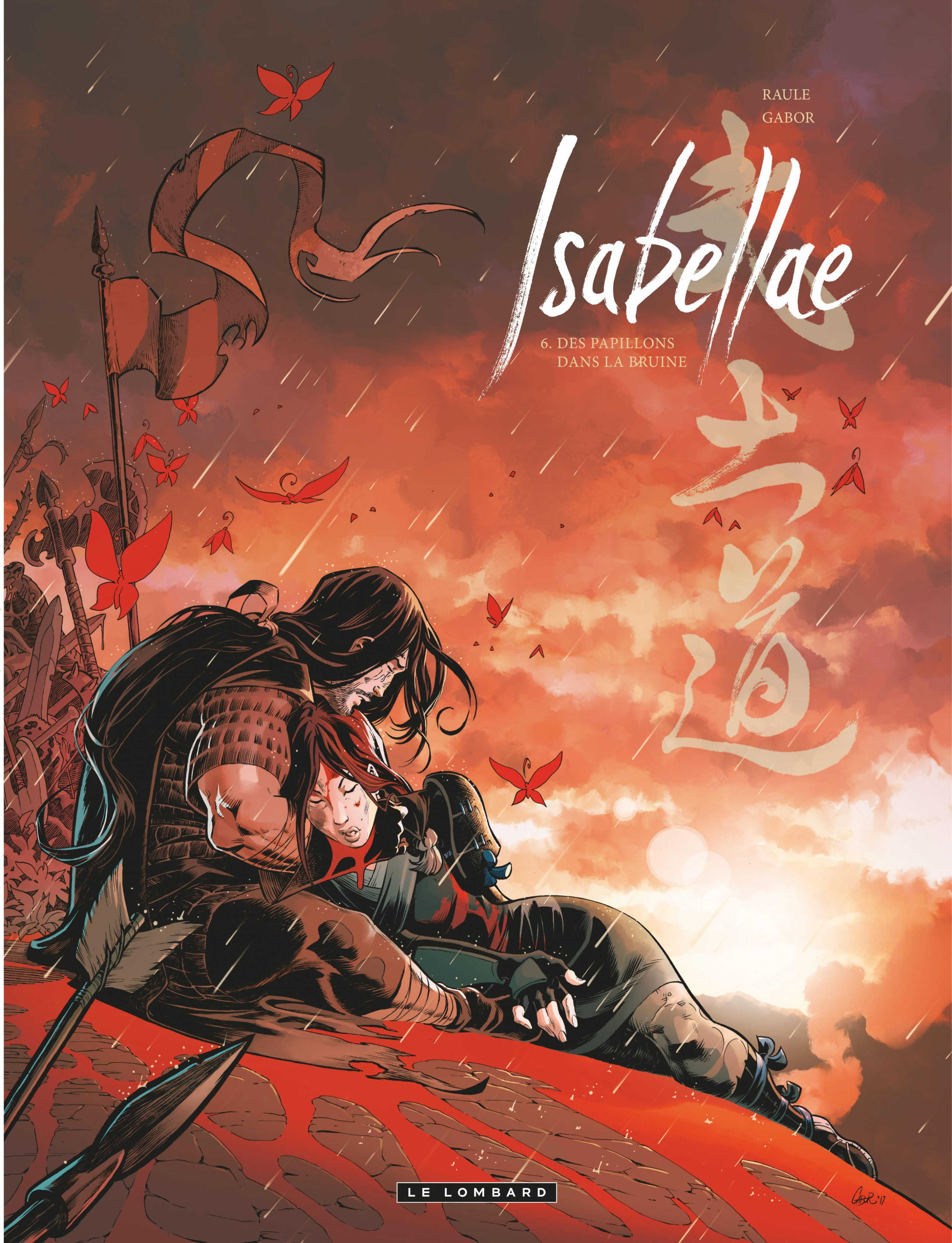 Isabellae - Tome 6 - Des Pa...