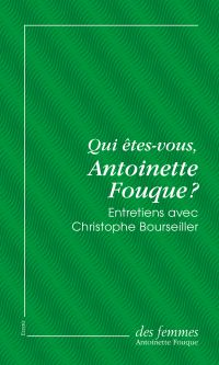 Qui êtes-vous, Antoinette F...