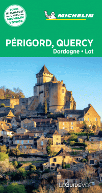 Guide Vert Périgord, Quercy...