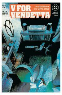 V pour Vendetta - Chapitre 2