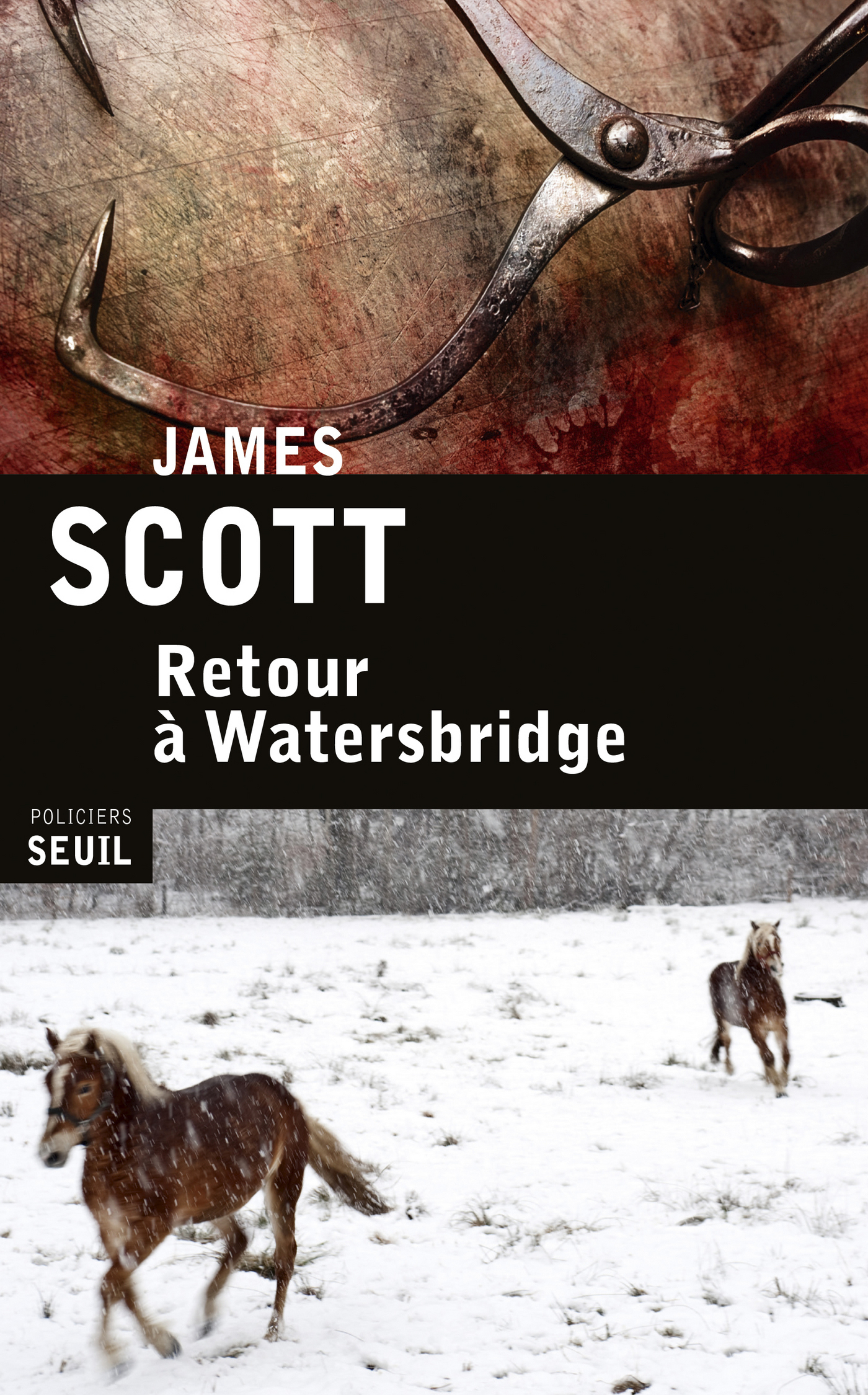 Retour à Watersbridge | Scott, James