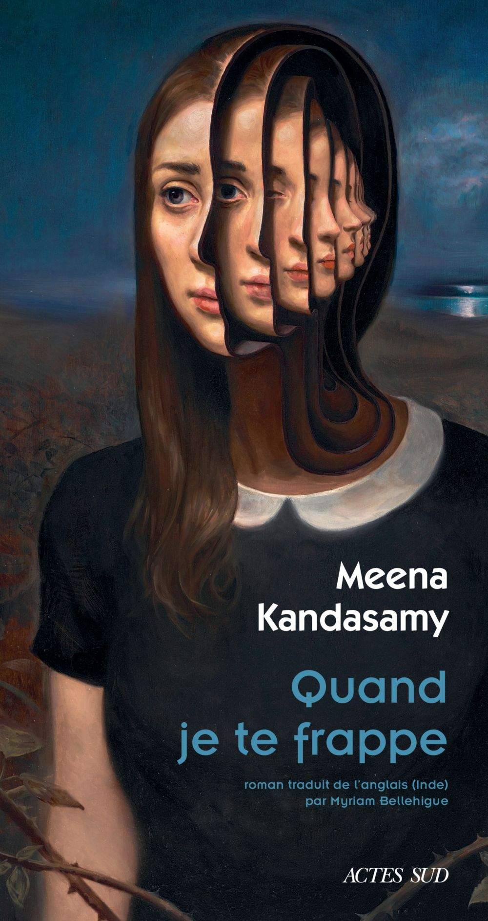 Quand je te frappe   Kandasamy, Meena