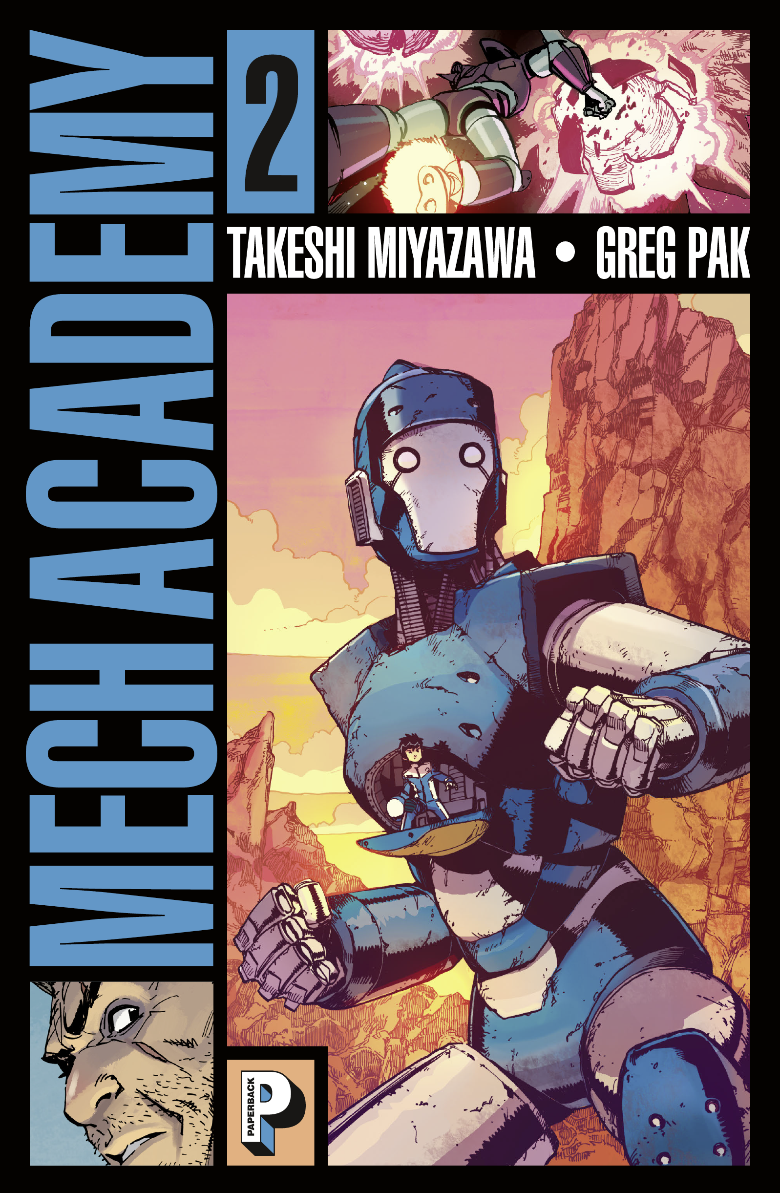 Mech Academy (Tome 2)  - Me...