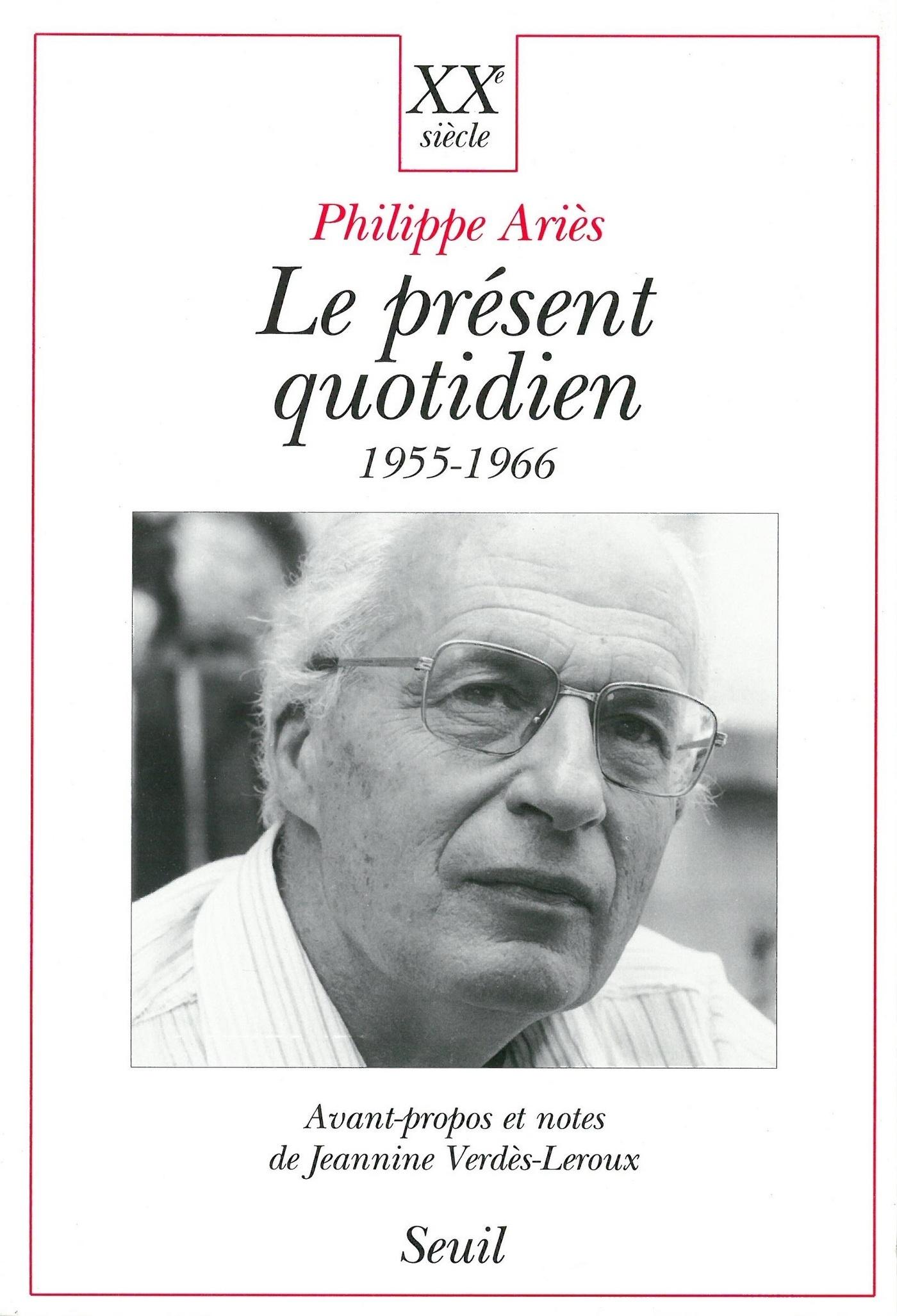 Le Présent quotidien (1955-1966)